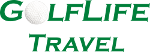 GolfLife Travel Logo